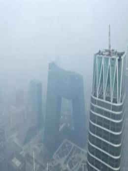 今年最强霾 27城拉响重污染预警